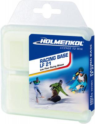 Мазь скольжения твердая для лыж и сноубордов HOLMENKOL Racing Base LF 21