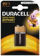 Батарейка щелочная Duracell Basic 9V