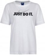 Футболка женская Nike Sportswear Just Do It.