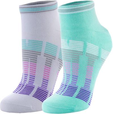 Носки Demix, 2 парыУниверсальные носки из качественного дышащего материала. Женские носки подходят для занятий бегом. В комплекте 2 пары.<br>Пол: Мужской; Возраст: Взрослые; Вид спорта: Бег; Производитель: Demix Basic; Артикул производителя: ESOU05UW35; Страна производства: Россия; Материалы: 73 % хлопок, 25 % полиамид, 2 % эластан; Размер RU: 35-38;