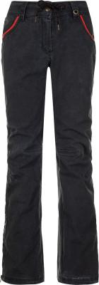 Брюки утепленные женские Termit, размер 46Брюки <br>Технологичные брюки termit - отличный вариант для поклонниц сноубординга.