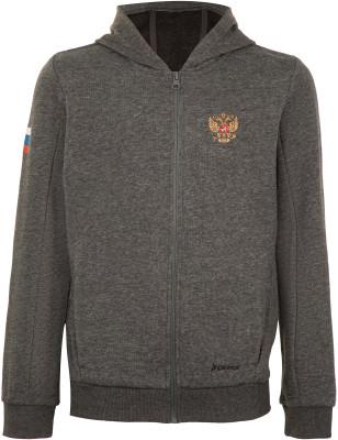 Толстовка для мальчиков Demix Russian Team, размер 134
