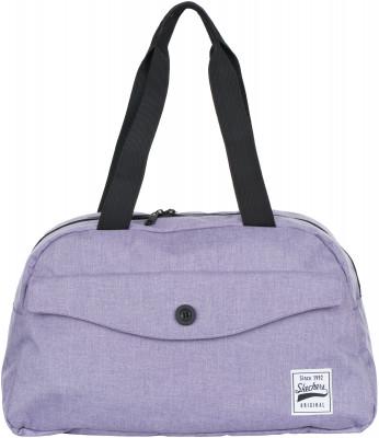 Сумка женская SkechersСумки<br>Удобная и практичная женская сумка от skechers. В модели предусмотрено просторное основное отделение на молнии и дополнительный передний карман для аксессуаров.