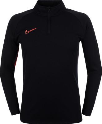 Джемпер мужской Nike Academy, размер 46-48Джемперы<br>Футбольный джемпер nike dry-fit academy drill защищает тело от холода и не сковывает движения во время тренировок на поле отведение влаги технология dri-fit гарантирует влаг
