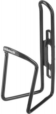 Флягодержатель CyclotechФлягодержатель для велосипеда. Особенности модели: материал: алюминий; надежная фиксация фляги; крепится на раму велосипеда.<br>Материалы: Алюминий; Вид спорта: Велоспорт; Производитель: Cyclotech; Артикул производителя: CBH-1BL.; Страна производства: Китай; Размер RU: Без размера;