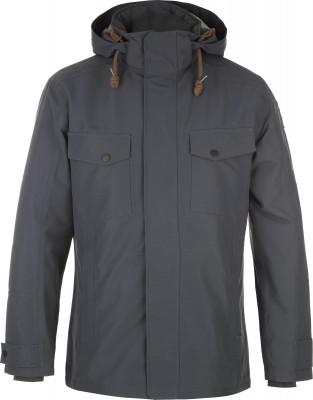 Куртка утепленная мужская Luhta MikaelУтепленная куртка-парка luhta пригодится в путешествиях. Сохранение тепла синтетический утеплитель обеспечит тепло и комфорт в прохладную погоду.<br>Пол: Мужской; Возраст: Взрослые; Вид спорта: Путешествие; Вес утеплителя на м2: 60 г/м2; Длина по спинке: 78 см; Водонепроницаемость: 5000 мм; Паропроницаемость: 5000 г/м2/24 ч; Покрой: Прямой; Дополнительная вентиляция: Нет; Проклеенные швы: Да; Длина куртки: Средняя; Капюшон: Отстегивается; Мех: Отсутствует; Количество карманов: 4; Водонепроницаемые молнии: Нет; Технологии: Breathable, WaterProof, WindProof; Производитель: Luhta; Артикул производителя: 38530348LV; Страна производства: Китай; Материал верха: 100 % полиэстер; Материал подкладки: 100 % полиэстер; Материал утеплителя: 100 % полиэстер; Размер RU: 50;