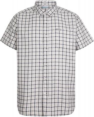 Рубашка с коротким рукавом мужская Columbia Brentyn Trail, размер 56