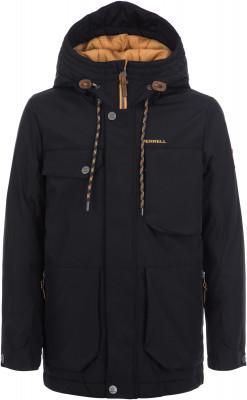 Куртка утепленная для мальчиков Merrell, размер 158Куртки <br>Утепленная куртка для мальчиков от merrell - отличный выбор для прогулок по городу и путешествий в межсезонье. Сохранение тепла утеплитель 60 г м2 защищает от холода.