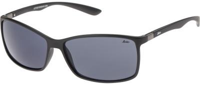 Солнцезащитные очки LetoЛегкие и удобные солнцезащитные очки с полимерными линзами в пластмассовой оправе.<br>Цвет линз: Серый; Назначение: Городской стиль; Пол: Мужской; Возраст: Взрослые; Ультрафиолетовый фильтр: Да; Материал линз: Полимерные линзы; Оправа: Пластик; Производитель: Leto; Артикул производителя: 701710A; Срок гарантии: 1 месяц; Страна производства: Китай; Размер RU: Без размера;
