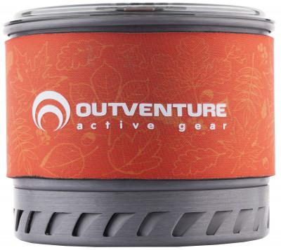 Котелок OutventureТуристический котел с крышкой - универсальная посуда для приготовления пищи на костре. Котелок объемом 1, 3 л с радиатором.<br>Вес, кг: 0,46; Размеры (дл х шир х выс), см: 16 х 14 х 16; Производитель: Outventure; Вид спорта: Кемпинг, Походы; Артикул производителя: R008EA; Страна производства: Китай; Размер RU: Без размера;