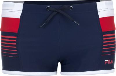 Купить со скидкой Плавки-шорты для мальчиков Fila, размер 140