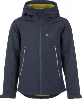 Куртка софтшелл для мальчиков Outventure, размер 170