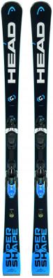 Горные лыжи Head Supershape i.Titan + PRD 12 Brake 85
