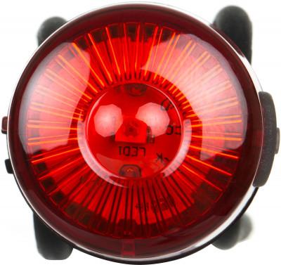 Фонарь задний Cat Eye Loop2Простой, легкий и компактный фонарь с резиновым креплением обеспечивают хорошую видимость в темное время суток.<br>Материалы: Пластик; Тип батареек: CR2032; Размеры (дл х шир х выс), см: 2,8 x 2,8 x 2,7; Регулировка светового потока: Нет; Аккумулятор: Нет; Количество режимов работы: 2; Вид спорта: Велоспорт; Производитель: Cat Eye; Артикул производителя: CE5442520; Страна производства: Китай; Размер RU: Без размера;