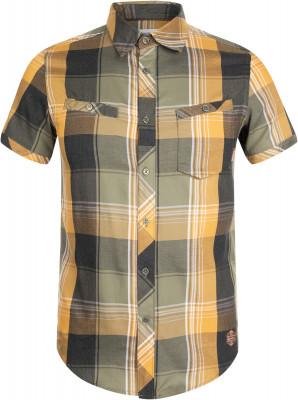 Рубашка с коротким рукавом мужская Merrell, размер 52