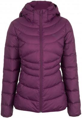 Куртка пуховая женская Puma фиолетовый цвет - купить за 5249 руб. в ... 9cc5ff87904