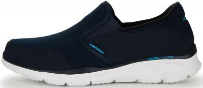 Слипоны мужские Skechers Equalizer-Persistent, размер 40Слипоны<br>Мужские слипоны skechers дополнят ваш образ в спортивном стиле.