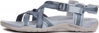 Сандалии женские Merrell Terran Ari Lattice, размер 34,5Сандалии <br>Практичные сандалии для летних путешествий от merrell. Сцепление с поверхностью подошва m select grip обеспечивает хорошее сцепление.