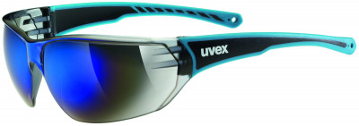 Солнцезащитные очки UvexУдобные и практичные солнечные очки uvex защищают глаза от яркого света, ветра и брызг.<br>Цвет линз: Голубой зеркальный; Назначение: Активный отдых; Пол: Мужской; Возраст: Взрослые; Вид спорта: Активный отдых; Ультрафиолетовый фильтр: Да; Зеркальное напыление: Да; Материал линз: Поликарбонат; Оправа: Пластик; Технологии: 100% UVA- UVB- UVC-PROTECTION, LITEMIRROR; Производитель: Uvex; Артикул производителя: S5305254416; Срок гарантии: 1 месяц; Страна производства: Тайвань; Размер RU: Без размера;