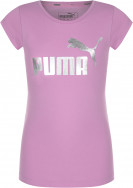 Футболка для девочек Puma Girls Glitter Tee