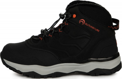 Ботинки утепленные для мальчиков Outventure Crater, размер 33