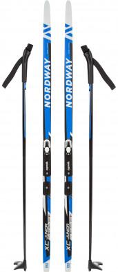 Комплект лыжный детский Nordway XC Classic Jr NNN