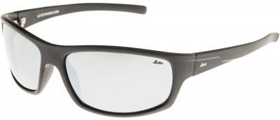 Солнцезащитные очки LetoЛегкие и удобные солнцезащитные очки с полимерными линзами в пластмассовой оправе.<br>Цвет линз: Серый зеркальный; Назначение: Активный отдых; Пол: Мужской; Возраст: Взрослые; Вид спорта: Активный отдых; Ультрафиолетовый фильтр: Да; Зеркальное напыление: Есть; Материал линз: Полимерные линзы; Оправа: Пластик; Производитель: Leto; Артикул производителя: 701635A; Срок гарантии: 1 месяц; Страна производства: Китай; Размер RU: Без размера;
