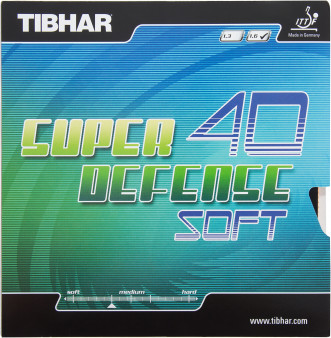 Накладка TIBHAR Super Defence 40 Soft