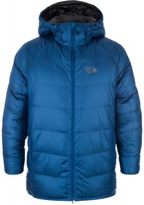 Куртка пуховая мужская Mountain Hardwear PhantomТеплая и легкая куртка mountain hardwear phantom - отличный выбор для горного туризма.<br>Пол: Мужской; Возраст: Взрослые; Вид спорта: Горный туризм; Длина по спинке: 74 см; Температурный режим: До -20; Покрой: Прямой; Дополнительная вентиляция: Нет; Проклеенные швы: Нет; Длина куртки: Средняя; Капюшон: Не отстегивается; Мех: Отсутствует; Количество карманов: 4; Водонепроницаемые молнии: Нет; Производитель: Mountain Hardwear; Артикул производителя: 1559571448L; Страна производства: Китай; Материал верха: 100 % нейлон; Материал подкладки: 100 % нейлон; Материал утеплителя: Комбинация из 90 % пух, 10 % перо и 100 % полиэстер; Размер RU: 52;