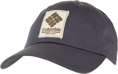 Бейсболка Columbia Roc IIГоловные уборы<br>Классическая модель бейсболки из комбинации натурального хлопка и высококачественного полиэстера. Модель выполнена из 6 клиньев, застежка - липучка для отличной посадки.
