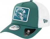 Бейсболка мужская New Era NFL Wordmark Trucker Philadelphia Eagles