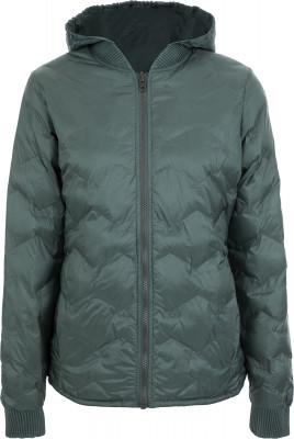 Куртка утепленная женская Columbia Hillsdale, размер 46Куртки <br>Двусторонняя мембранная куртка от columbia - оптимальный вариант для активного отдыха на природе.