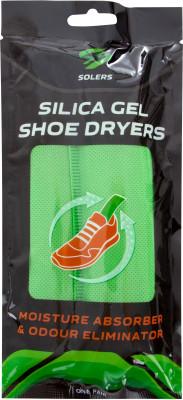 Сушилка для обуви SolersСушилка для обуви, внутри которой находится специальный силикагель, поможет привести в порядок промокшую обувь.<br>Пол: Мужской; Возраст: Взрослые; Производитель: Solers; Артикул производителя: B211DS; Страна производства: Китай; Размер RU: Без размера;