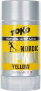 Мазь для лыж TOKO Nordic GripWax Yellow