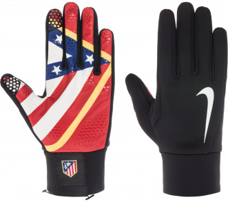 Перчатки игрока Nike Atletico Madrid Hyperwarm