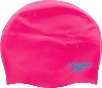 Шапочка для плавания детская Speedo Plain Moulded, размер Без размера