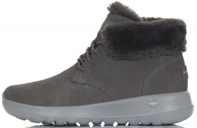 Купить со скидкой Ботинки утепленные женские Skechers On-The-Go Joy, размер 38,5