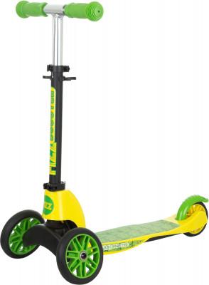 Street Surfing Fizz Flip EvoДетский самокат street surfing. Модель очень удобна в использовании.<br>Возраст: Дети; Вид спорта: Самокаты; Количество колес: 3; Максимальный вес пользователя: 50 кг; Диаметр колеса: 120 мм; Диаметр заднего колеса: 120 мм; Диаметр переднего колеса: 120 мм; Тип подшипников: ABEC 5; Размер платформы: 58 x 30,5 см; Складная конструкция: Нет; Наличие подножки: Нет; Материал рамы: Алюминий; Производитель: Street Surfing; Артикул производителя: 04-21-001; Срок гарантии: 3 года; Страна производства: Китай; Размер RU: Без размера;