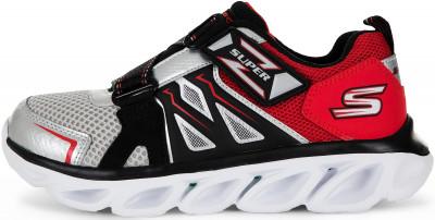 Кроссовки для мальчиков Skechers Hypno-Flash 3.0-Swiftest, размер 30Кроссовки <br>Яркие и легкие кроссовки с подсветкой от skechers для невероятного образа в спортивном стиле модель с подсветкой светодиоды, встроенные в подошву, привлекают внимание.