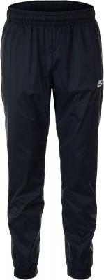 Брюки мужские Nike Sportswear, размер 52-54Брюки <br>Удобные и долговечные брюки от nike, выполненные в спортивном стиле. Устойчивость к износу материал рипстоп отличается легкостью и прочностью.