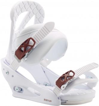 Крепления сноубордические женские Burton STILETTO