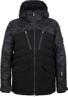 Куртка пуховая мужская Glissade, размер 52-54