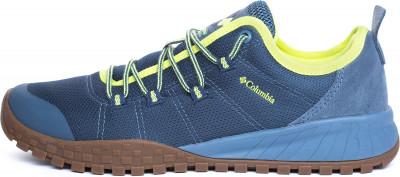 Полуботинки мужские Columbia Fairbanks Low, размер 48Полуботинки<br>Удобные ботинки columbia fairbanks low - отличный выбор для активного отдыха. Сцепление с поверхностью подошва omni-grip обеспечивает сцепление на любых поверхностях.
