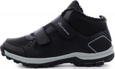 Ботинки утепленные для мальчиков Outventure Track Fur, размер 35