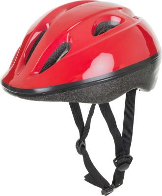 Шлем для мальчиков REACTIONДетский шлем с регулировкой размера. Модель оснащена улучшенной защитой височной и затылочной части головы.<br>Конструкция: Out-mold; Вентиляция: Принудительная; Регулировка размера: Есть; Тип регулировки размера: Поворотное кольцо; Материал внешней раковины: Пластик; Материал внутренней раковины: Пенополистирол; Материал подкладки: Полиэстер; Вес, кг: 0,23; Сертификация: EN1078; Пол: Мужской; Возраст: Дети; Вид спорта: Роликовые коньки; Производитель: REACTION; Срок гарантии: 2 года; Артикул производителя: S17REP7R2S; Страна производства: Китай; Размер RU: S;