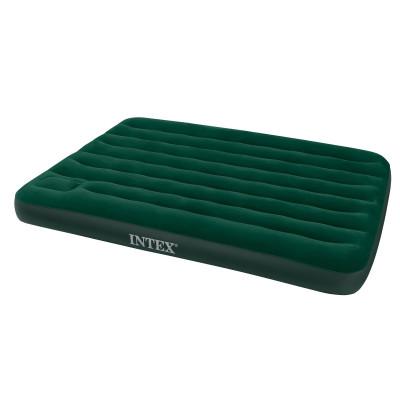 Надувной матрас Intex Outdoor Downy Bed Full 66928 191x137x22 см
