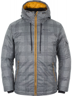 Куртка пуховая мужская OutventureМужская пуховая куртка outventure - это превосходный выбор для путешествий и долгих прогулок в холодные дни.<br>Пол: Мужской; Возраст: Взрослые; Вид спорта: Путешествие; Вес утеплителя на м2: 265 г/м2; Наличие мембраны: Да; Наличие чехла: Нет; Возможность упаковки в карман: Нет; Регулируемые манжеты: Нет; Водонепроницаемость: 3000 мм; Паропроницаемость: 3000 г/м2/24 ч; Вес утеплителя: 265 г/м2; Температурный режим: До -20; Покрой: Прямой; Дополнительная вентиляция: Нет; Проклеенные швы: Нет; Длина куртки: Средняя; Наличие карманов: Да; Капюшон: Не отстегивается; Количество карманов: 5; Артикулируемые локти: Нет; Застежка: Молния; Технологии: ADD DRY; Производитель: Outventure; Артикул производителя: LMV201A256; Страна производства: Китай; Материал верха: 100 % полиэстер; Материал подкладки: 100 % полиэстер; Материал утеплителя: 90 % утиный пух серый, 10 % утиное перо серое; капюшон: 100 % полиэстер; Размер RU: 56;