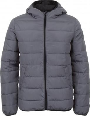 ae221295e549 Куртка утепленная мужская Kappa серый цвет - купить за 3749 руб. в ...