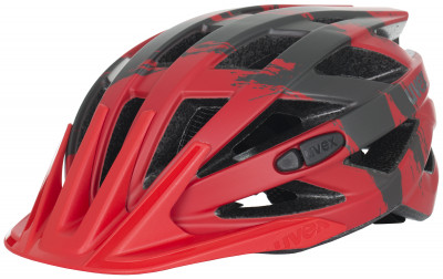 Шлем велосипедный UvexФункциональный шлем uvex подойдет для ежедневных велопрогулок.<br>Конструкция: In-mould; Вентиляция: Принудительная; Регулировка размера: Да; Тип регулировки размера: Поворотное кольцо 3D IAS; Материал внешней раковины: Поликарбонат; Материал внутренней раковины: Вспененный полистирол; Материал подкладки: Полиэстер; Сертификация: EN 1078; Технологии: FAS, IAS 3D 3.0, monomatic; Вес, кг: 0,225; Пол: Мужской; Возраст: Взрослые; Производитель: Uvex; Артикул производителя: S4104231415; Срок гарантии: 6 месяцев; Страна производства: Германия; Размер RU: 52-56; Цвет: Красный;
