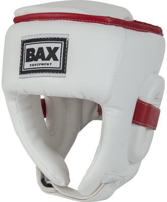 Шлем BaxПрочный и долговечный шлем из синтетической кожи защитит вашу голову, сохранив при этом угол обзора, чтобы вы смогли лучше наблюдать за действиями своего партнера.<br>Вид спорта: Бокс, Карате, ММА; Производитель: Bax; Артикул производителя: HPW12-M; Размер RU: M;